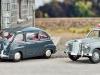 """Mit dem formneuen H0-Modell des Fiat Multipla aus dem Jahr 1956 erinnert Brekina an den ersten """"Mini-Van""""  (Foto: RZ)"""