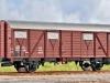 Großräumiger Güterwagen der DB-Bauart Glmhs 50 mit Bretterwänden in Epoche III nun von Roco in H0; Foto: fz