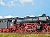 Märklin hat das H0-Modell der ölgefeuerten Dampflok der DB-Baureihe 042 in Epoche-IV-Ausführung neu konstruiert; Foto: FZ