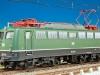 Märklin nutzt die Variantenvielfalt der DB-Einheitselloks: H0-Modell der Baureihe 140; Foto jsk