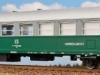 """Der FS-Büffetwagen Rz (A.C.M.E., H0 in Epoche-IV-Ausführung) kam u. a. mit dem """"Alpen-Express"""" Rom—Kopenhagen jahrelang nach München; Foto: FZ"""