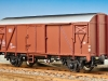 Brawa bietet den von der DB mit der zweithöchsten Stückzahl beschafften Güterwagen in Epoche III und IV mit und ohne Bremserbühne an; Foto: jsk