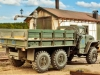So schön können Russen werden: Modellbau mit Ural 4320 in Spur 1; Foto: H. Wunder