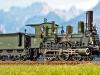 """Das H0-Modell der Reihe B VI der K. Bay. Sts. B. von Trix gibt es neu als Lok 349 """"Steinach"""" mit Kohlenfeuerung; Foto: jsk"""