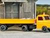Wiking: Opel Blitz Kurzhauber als Pritschensattelzug mit Laternen-Beladung; Foto: rz