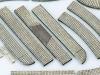 Gesamtübersicht über die mit den neuen Silikonformen von Langmesser gegossenen Bürgersteigplatten in H0; Werkaufnahme