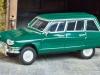 Der formneue Citroën Ami 6 Break von Herpa; Foto: rz
