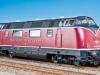 Neueste Variante der Vorserien-V 200 von Roco in H0 ist die V 200 003 vom Bw Würzburg, die exklusiv für die Idee + Spiel-Fachhändler aufgelegt wird; Foto: jsk