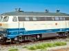 Als Formvariante bietet Liliput nun in H0 auch das Modell der Baureihe 217 in Epoche VI an; Foto: jsk