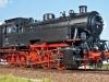 Baureihe 82 von KM 1 in Spur 1; Foto: RZ