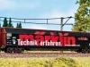 Geht nicht, gibt es nicht: Neubeschriftung für einen N-Güterwagen – Foto: Christian Martens