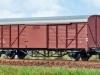 Interessantes Güterwagenvorbild: der CHHP der NS, der nach ungarischem Baumuster entwickelt wurde, von Artitec (H0)