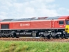 Die DB-Schenker-Lok der Reihe 66 fährt beim Vorbild in Britannien – ESU bringt sie auch auf deutsche Modellbahngleise.