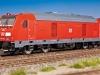 Diesel-TRAXX in H0 von Piko | Foto: jsk