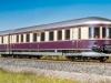 Henschel-Wegmann-Zug (mit 61 002 )von Rivarossi • Foto: jsk