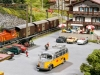 H0m-Heimanlage nach Albula-Motiven • Foto: FZ