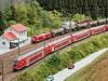 1Bahnhof Hattingen (Baden) als vorbildliche N-Anlage|Foto: FZ