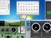 Die Soft-CS 2, dargestellt auf einem großen Monitor | Screenshot: Thorsten Mumm