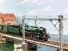 SNCB-Spur-0-Anlage mit langer Fahrstrecke | Foto: Jürgen Wiskcow