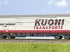 Der Kuoni-Wagen der RhB von Bemo (H0m) ist fertig