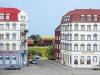 Eckhaus mit variablem Grundrisswinkel | Foto: Matthias Fröhlich