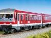 Die Baureihe 628.4 von Roco in H0 | Foto: jsk