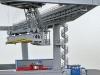Container-DUSS-Terminal als Faller-Bausatz in H0 | Foto: Matthias Fröhlich