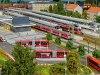 Große Heimanlage in H0: Neustadt Hbf in Epoche VI | Foto: Jean-Luc Chechelski