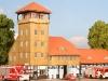 Feuerwache Schwenningen von Busch in Lasercut-Technik