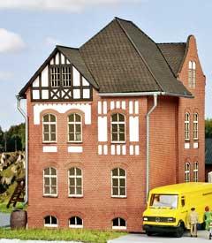 eisenbahnerwohnhaus