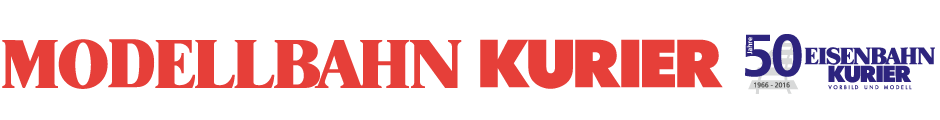 Modellbahn-Kurier - Der Modellbahn-Blog des Eisenbahn-Kurier